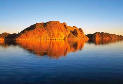 Kimberley National Park Lake Argyle
