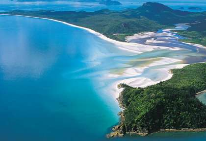 Whitehaven Beach - Whitsundays