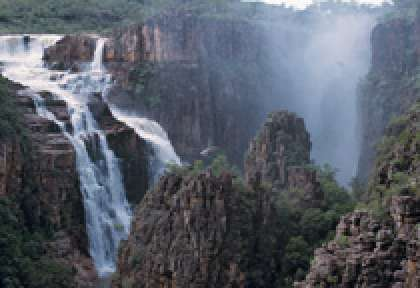 Parc national de Kakadu - Twin Falls