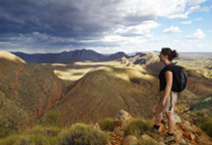 Centre Rouge Larapinta Trail