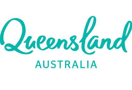 Logo de l'office du tourisme du Queensland