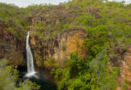 Litchfield National Park - Tolmer Falls