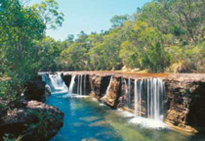 Cape York - Eliot Falls