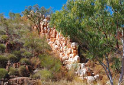 Kimberley China Wall