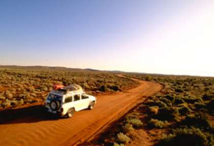 New south wales - Outback Broken Hill