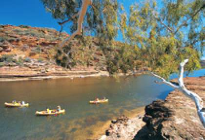 Kalbarri National Park - Murchison River