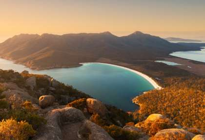 Freycinet National Park - Wineglass Bay