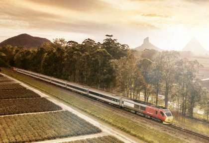 Train du Queensland