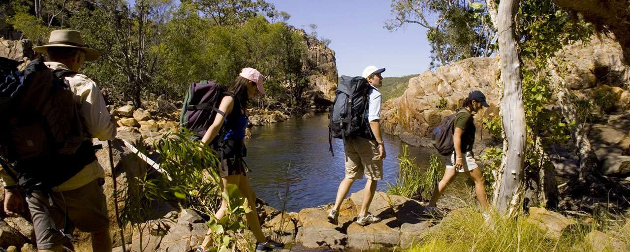 Nitmiluk National Park - Jatbula Trail
